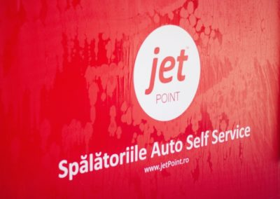Franciza Spalatorie Auto Self Service jetPOINT